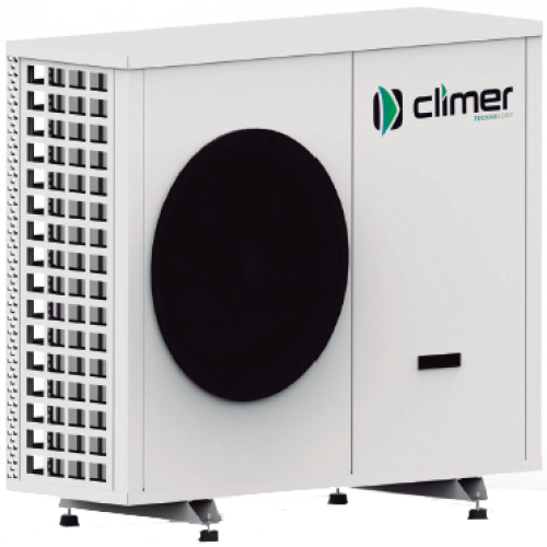Climer AIRYS 10 Lucht/Water Warmtepomp